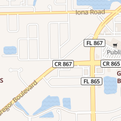 Directions for Planet Fitness in Fort Myers, FL 15501 Old McGregor Blvd