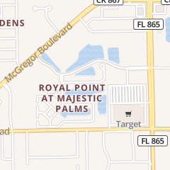 Directions for Sabal Pointe in Fort Myers, FL 11651 Marino CT