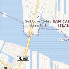 Directions for Sea Trek Deep Sea Fishing in Fort Myers Beach, FL 702 Fishermans Wharf