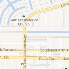 Directions for Cape Coral Apt llc in Cape Coral, FL 827 Se 46th Ln