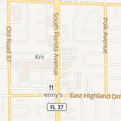 Directions for Salon N05 in Lakeland, FL 4250 S Florida Ave Ste 5