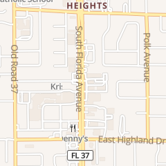 Directions for Esquire Salon & Spa in Lakeland, FL 4204 S Florida Ave Ste B