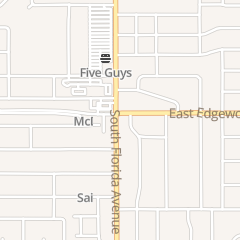 Directions for Tic Tac Nails in Lakeland, FL 2922 S Florida Ave