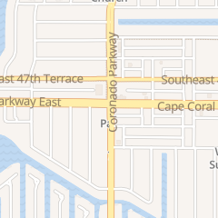 Directions for Parker House Properties in Cape Coral, FL 4818 Coronado Pkwy Ste 4