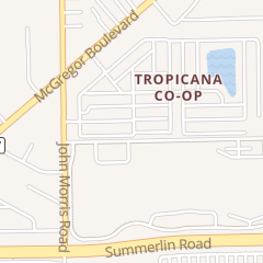 Directions for Tropicana Co-Op Inc in Fort Myers, FL 108 Poinciana Dr