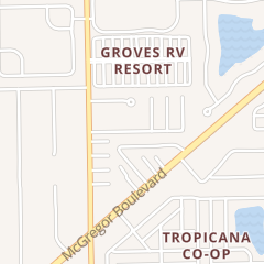Directions for Colonial Shores Community Association Inc in Fort Myers, FL 15720 Cutters Ct