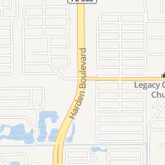 Directions for The Hair Shanty Beauty Salon in Lakeland, FL 2130 Harden Blvd