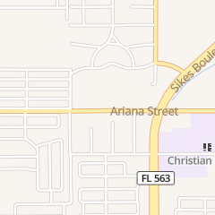 Directions for Unique Hair Studio in Lakeland, FL 1267 Ariana St