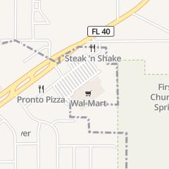 Directions for Walmart Bakery in Ocala, FL 4980 E Silver Springs Blvd