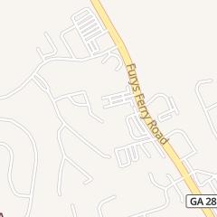 Directions for Garden City Massage in Augusta, GA 548 Blackburn Dr