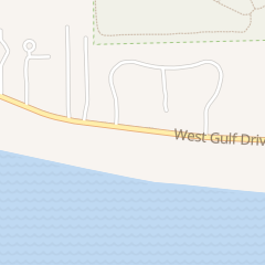 Directions for Sand Pointe Condominium in Sanibel, FL 2737 W Gulf Dr