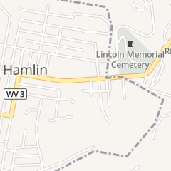 Directions for Columbia Gas Transmission Corp Nye - Compressor Stat in Hamlin, WV 8165 Court Ave