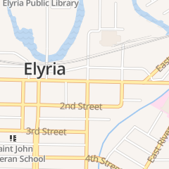 Directions for Jones David in Elyria, OH 306 Broad St