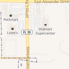 Directions for Tj Kutur Inc in Plant City, FL 2804 James l Redman Pkwy Apt 103