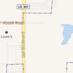 Directions for United Nails and Spa in Zephyrhills, FL 7932 Gall Blvd