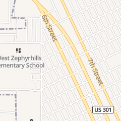 Directions for Studio 7 Inc in Zephyrhills, FL 5635 6th St