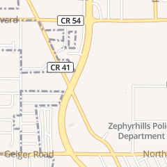 Directions for Hair Zone in Zephyrhills, FL 6248 Gall Blvd