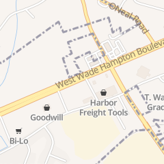 Directions for Lily Nails in Greer, SC 1205 W Wade Hampton Blvd Ste C