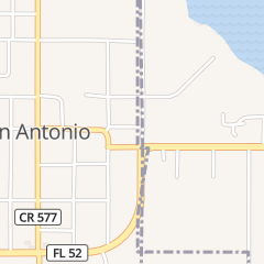Directions for Salon DE Rosa in San Antonio, FL 32945 College Ave