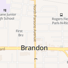 Directions for Emily's Nails and Spa in Brandon, FL 166 n Parsons Ave