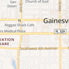 Directions for Scissors in Gainesville, FL 411 Sw 2nd Ave