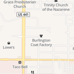 Directions for WALMART in GAINESVILLE, FL 2649 Nw 13th St