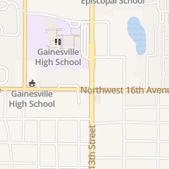 Directions for Gainesville Nails in Gainesville, FL 1606 Nw 13th St