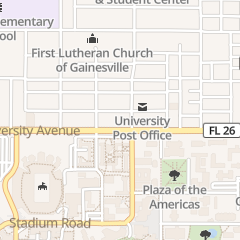 Directions for Campus Cuts in Gainesville, FL 1714 W University Ave