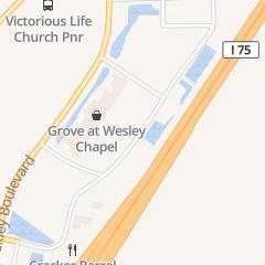 Directions for Verizon Wireless in Wesley Chapel, FL 5947 Wesley Grove Blvd