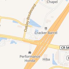 Directions for Verizon Wireless in Wesley Chapel, FL 27835 Wesley Chapel Blvd Ste 100