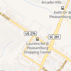Directions for Magic Nails in Greenville, SC 1417 Laurens Rd Ste D