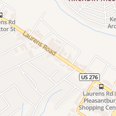 Directions for Harlow's Skin Nail Hair Tanning Salon in Greenville, SC 1220 Laurens Rd Ste B