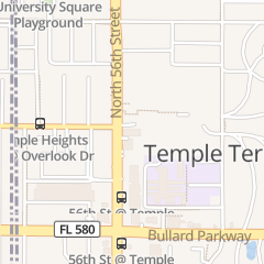 Directions for The Hair Attraction in Temple Terrace, FL 9395 N 56th St