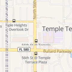 Directions for Rose Nails in Temple Terrace, FL 9301 N 56th St