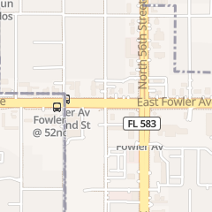 Directions for Elite Nails in Temple Terrace, FL 5305 E Fowler Ave