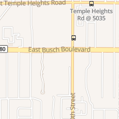 Directions for Nail Tap in Tampa, FL 4941 E Busch Blvd