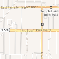 Directions for Sahara Cuisine in Tampa, FL 4914 E Busch Blvd