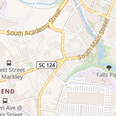 Directions for The Day Spa at West End in Greenville, SC 714 S Main St