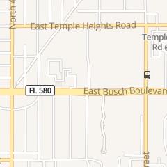 Directions for Ez Auto Repair in Tampa, FL 4848 E Busch Blvd