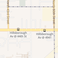 Directions for Info Nails & Spa in Tampa, fl 4614 E Hillsborough Ave