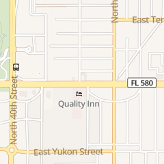 Directions for Oriental Nails in Tampa, FL 4202 E Busch Blvd Ste 10