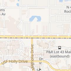 Directions for Jr's Cafe in Tampa, FL 3500 E Fletcher Ave Ste 200