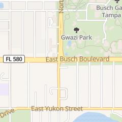 Directions for Garden Gyros in tampa, FL 3025 E Busch Blvd