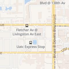 Directions for Regal Nails Salon & Spa in Tampa, FL 2701 E Fletcher Ave