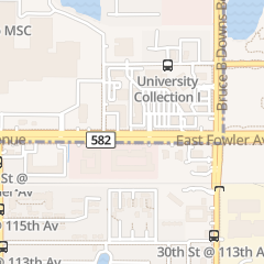 Directions for SOFRESH INC in TAMPA, fl 2774 e Fowler Ave Ste a