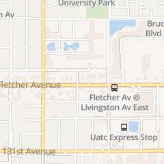 Directions for Taqueria Monterrey in Tampa, FL 2320 E Fletcher Ave