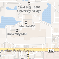 Directions for Subway Sandwiches & Salads in Tampa, FL 12326 University Mall Ct