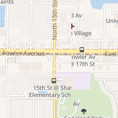 Directions for Baskin-Robbins in Tampa, FL 1505 E Fowler Ave