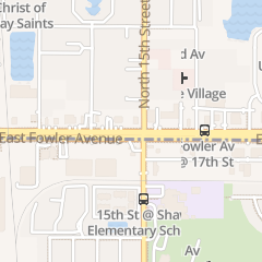 Directions for Steak 'n Shake in Tampa, FL 1450 E Fowler Ave