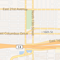 Directions for Ybor City Laundromat Inc in Tampa, FL 1410 E 17th Ave